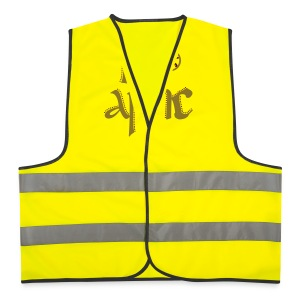 I Love ASNC Women's Shirt - Reflective Vest