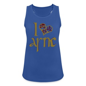 I Love ASNC Women's Shirt - Women's Breathable Tank Top