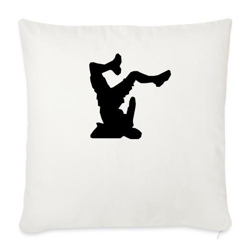 Faceplant - Sofa pillowcase 17,3'' x 17,3'' (45 x 45 cm)