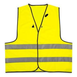 Faceplant - Reflective Vest