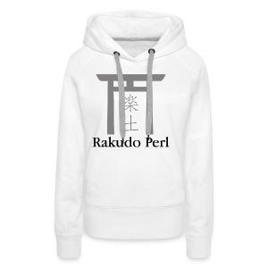 Rakudo Perl T-Shirt Damen - Frauen Premium Hoodie