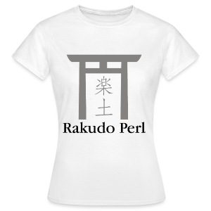 Rakudo Perl T-Shirt Damen - Frauen T-Shirt