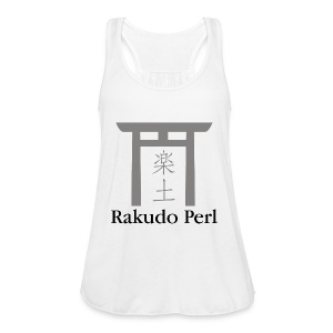 Rakudo Perl T-Shirt Damen - Frauen Tank Top von Bella