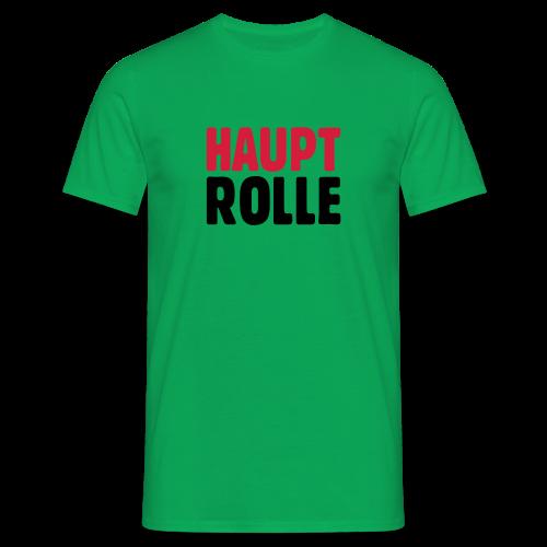 Hauptrolle T-Shirt - Männer T-Shirt