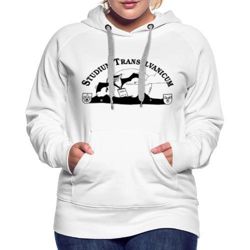 T-Shirt Studium Transylvanicum - Frauen Premium Hoodie