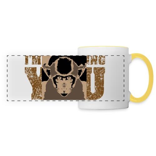 I'm watching you - Panoramic Mug