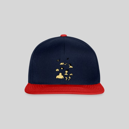 Sommershirt - Snapback Cap
