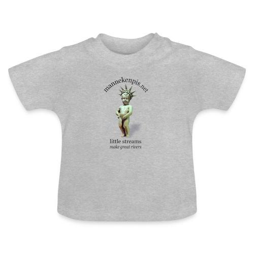 LIBERTY - T-shirt Bébé
