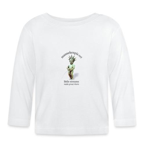 LIBERTY - T-shirt manches longues Bébé