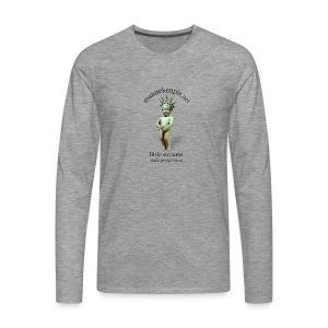 LIBERTY - T-shirt manches longues Premium Homme