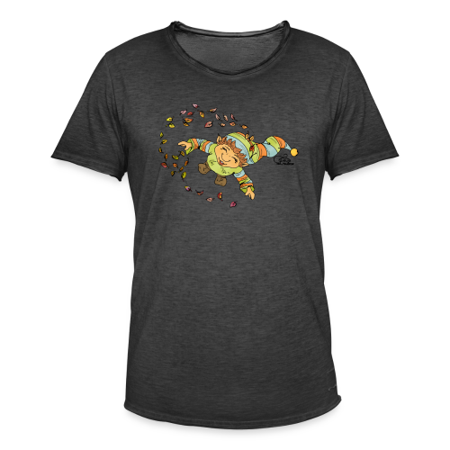 Herbstwicht - Männer Vintage T-Shirt