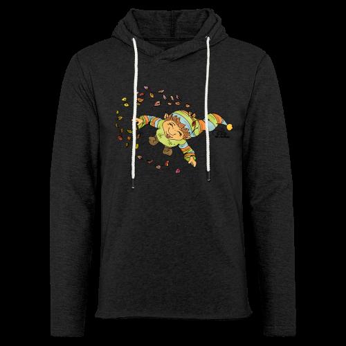 Herbstwicht - Leichtes Kapuzensweatshirt Unisex
