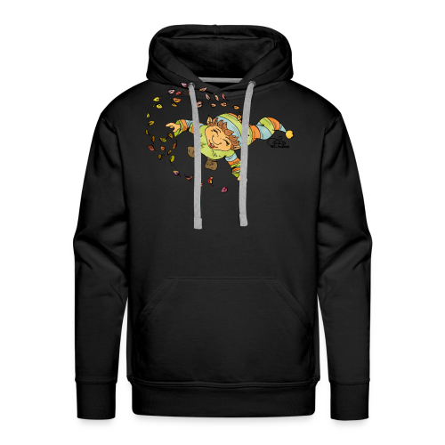 Herbstwicht - Männer Premium Hoodie
