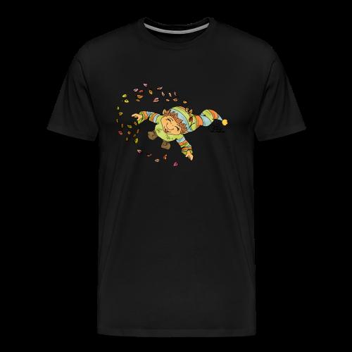 Herbstwicht - Männer Premium T-Shirt