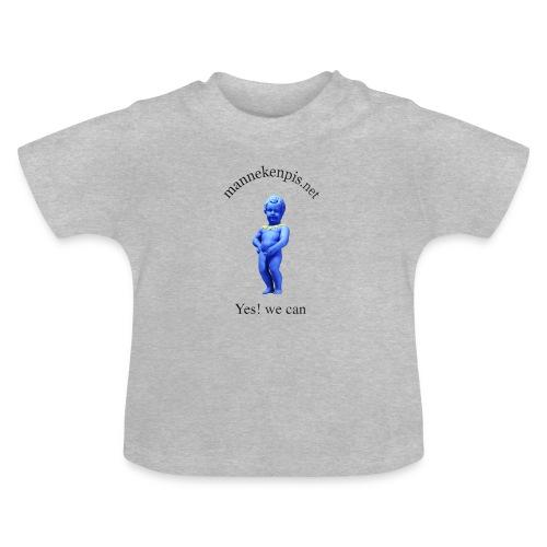 YES WE CAN · 是 我们可以 - T-shirt Bébé