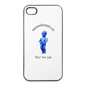 YES WE CAN · 是 我们可以 - Coque rigide iPhone 4/4s