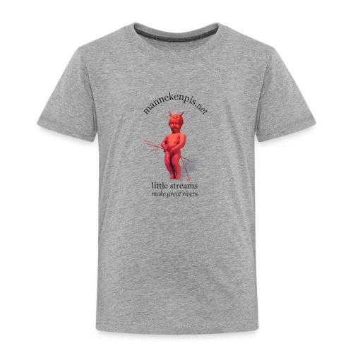 DIABLES ROUGES Belgique - T-shirt Premium Enfant