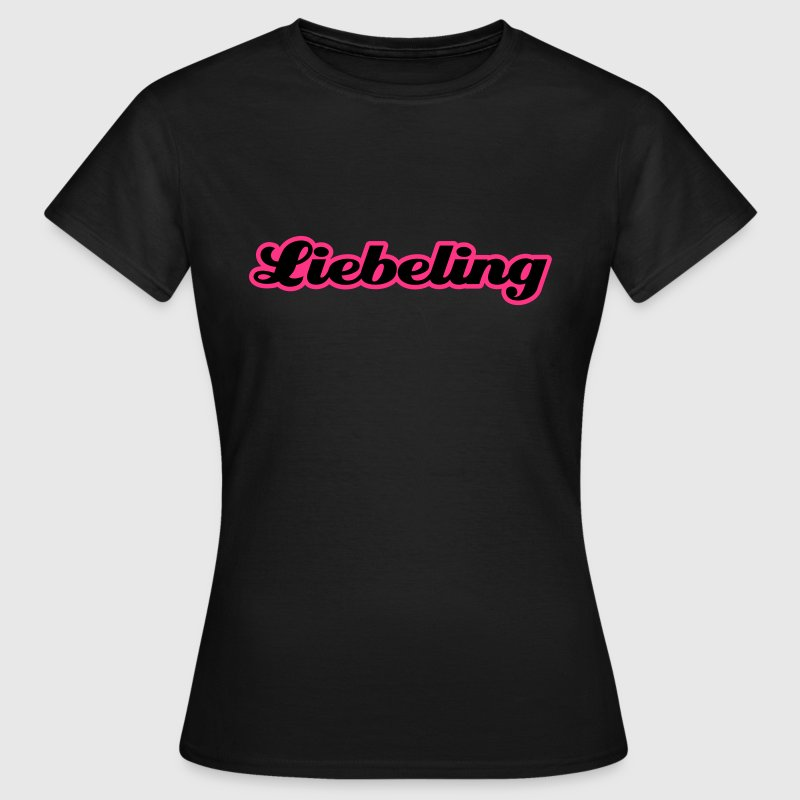 Chocolate Liebeling © T-Shirts - Frauen T-Shirt