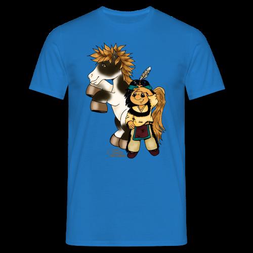 Präriefreunde - Männer T-Shirt