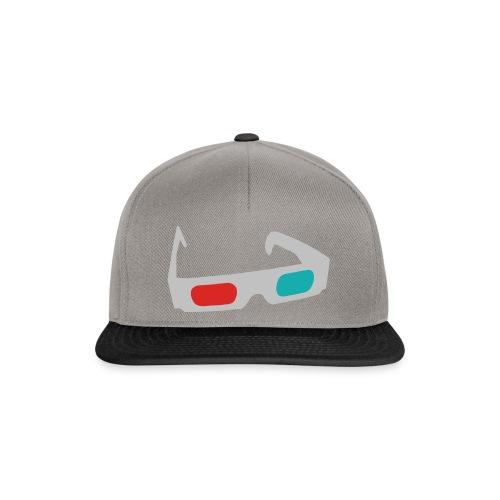 3D Green - Snapback Cap