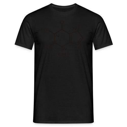 Caffeine Brown - Maglietta da uomo