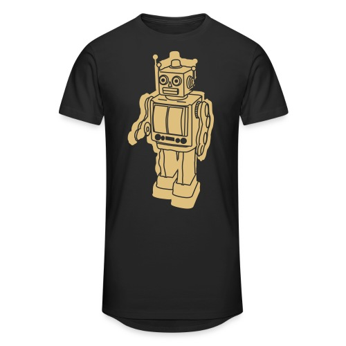 Robot Green - Maglietta  Urban da uomo