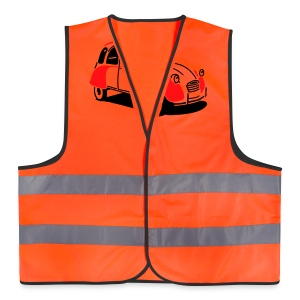 2 CV Yellow - Gilet catarifrangente