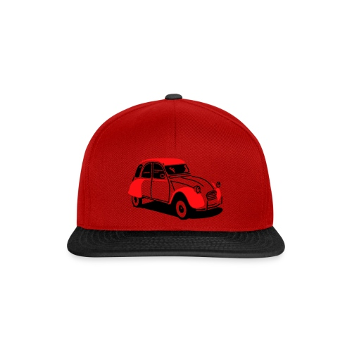 2 CV Yellow - Snapback Cap