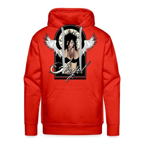 Dark  AngeI - Mannen Premium hoodie