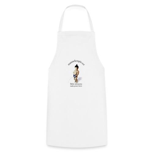 SUMO mannekenpis  ♀♂ - Tablier de cuisine
