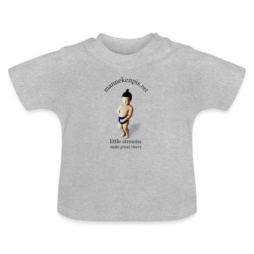 SUMO - 小便小僧  Tシャツ - T-shirt Bébé