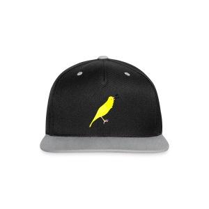 Zangkanarie - Contrast snapback cap