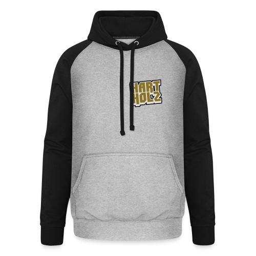 HARTHOLZ Logo - Unisex Baseball Hoodie