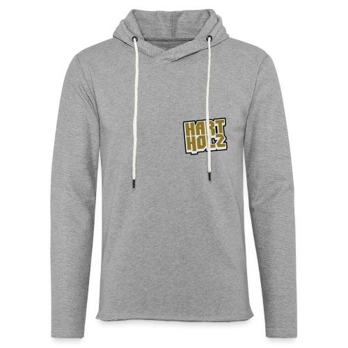 HARTHOLZ Logo - Leichtes Kapuzensweatshirt Unisex