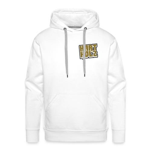 HARTHOLZ Logo - Männer Premium Hoodie
