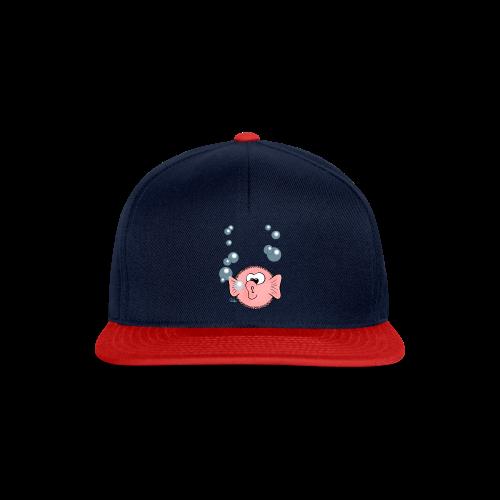 Kugelfisch  - Snapback Cap
