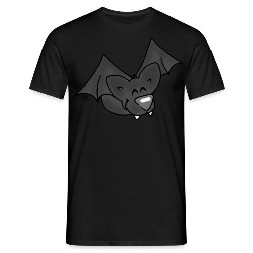 Flatterling  - Männer T-Shirt