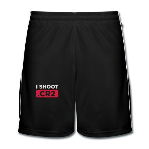 I SHOOT CR2 - Männer Fußball-Shorts