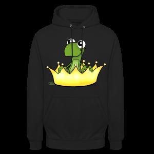 Froschikönig  - Unisex Hoodie