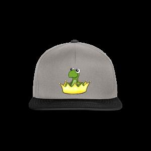Froschikönig  - Snapback Cap