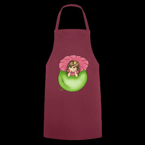 Prinzesschen auf der Erbs - Kochschürze