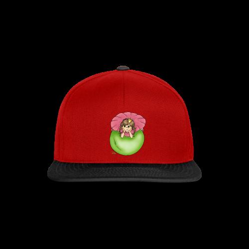 Prinzesschen auf der Erbs - Snapback Cap