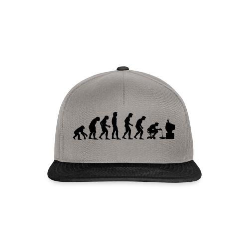 Gamers Evolution Green - Snapback Cap