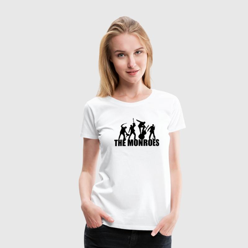 THE MONROES T-Shirts - Frauen Premium T-Shirt