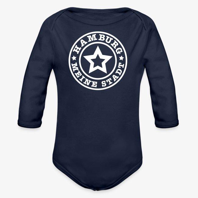 HAMBURG MEINE STADT + Stern Männer T-Shirt Royalblau Blau + alle Farben