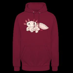 Axenia Axolotl  - Unisex Hoodie