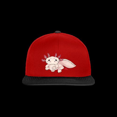 Axenia Axolotl  - Snapback Cap