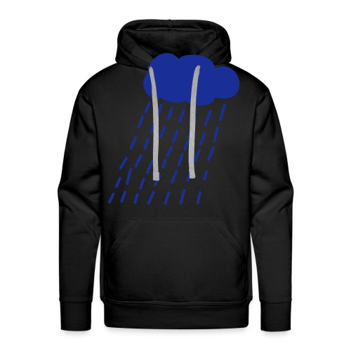 Regen - Männer Premium Hoodie