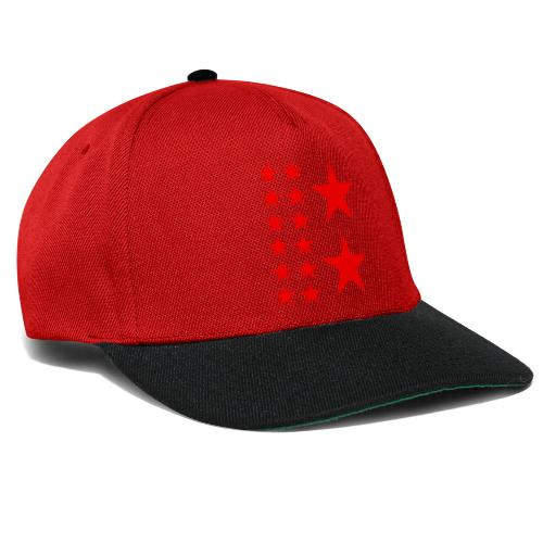 Red Stars T-shirt Homme. - Casquette snapback
