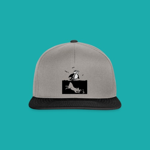 Early Bird - Snapback Cap